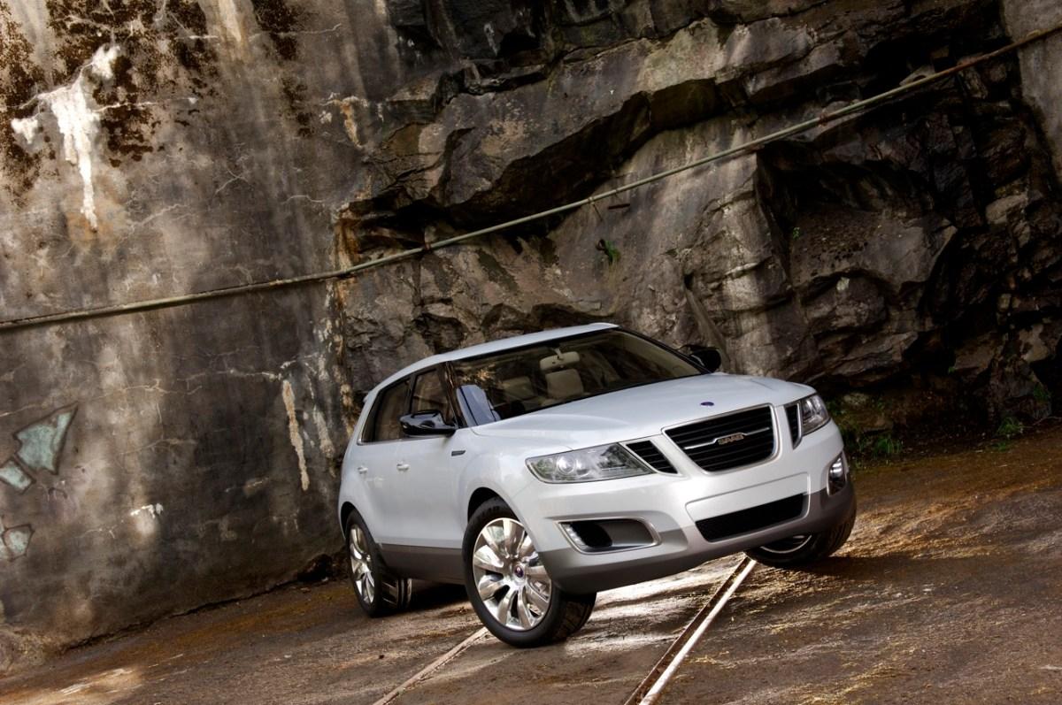 Traum wird wahr. Saab 9-4X BioPower Concept.