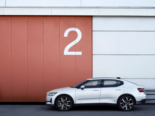 The Polestar 2 is produced in its own factory in China