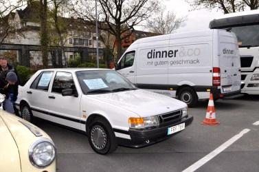 Quasi una vecchia conoscenza. Saab 9000i dalla Svezia.