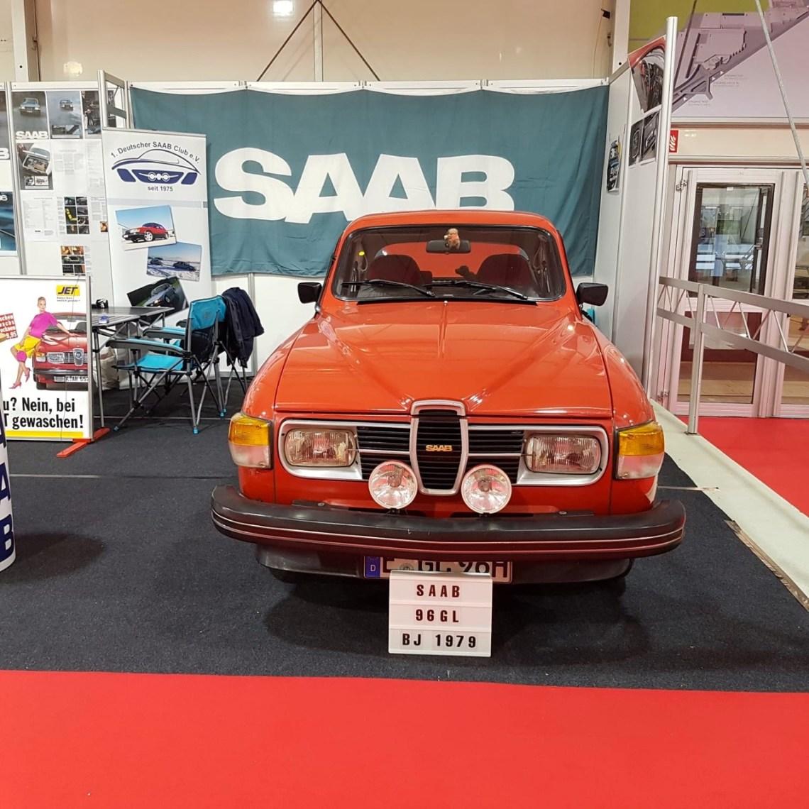 Saab 96 GL. 2 ägare i 40 år