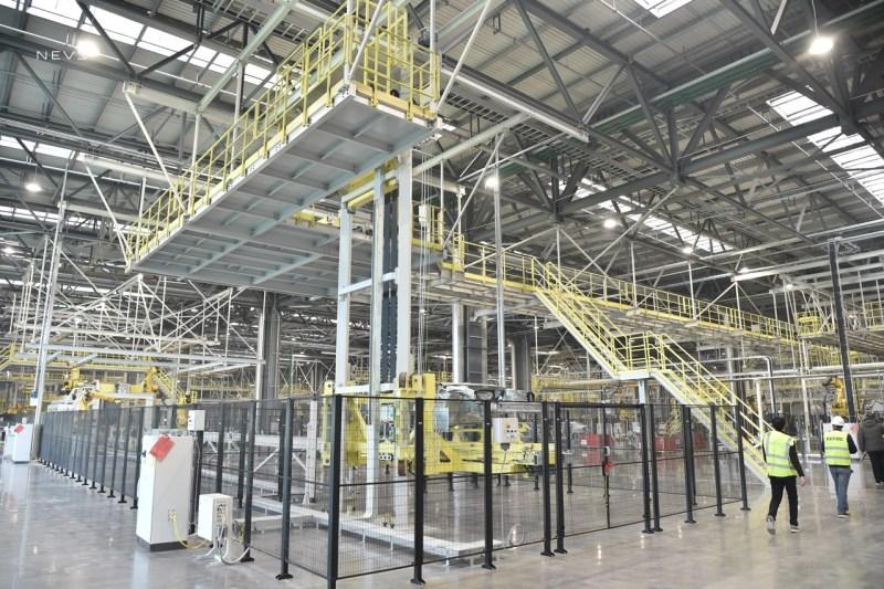 NEVS Tianjin Factory. 1 millions de voitures électriques en années 3?