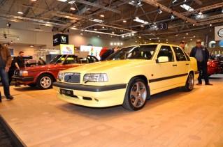 Volvo 850 T5 R et 240 Turbo. Les deux savoureux.