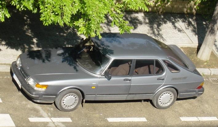 Saab 900i 1991