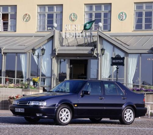 Saab 9000, the first big Saab is a classic with increasing popularity
