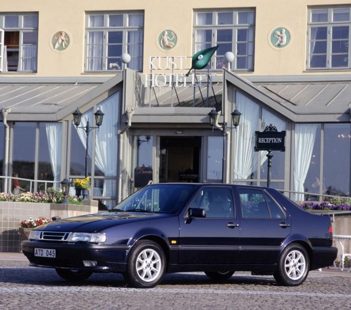 Saab 9000, den första stora Saab är en klassiker med ökande popularitet