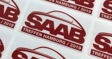 Saab Blogger à Hambourg et en Saxe