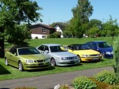 Coleção Saab de Hans