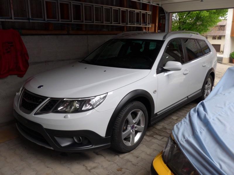 Saab 9-3X, model 2010, 90000km, 240PS 350Nm, 6-speed automatic