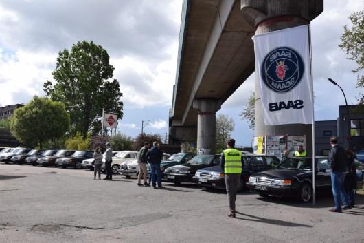 O 4. Reunião do Hamburger Saab