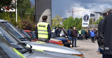 4. Hamburger Saab Treffen