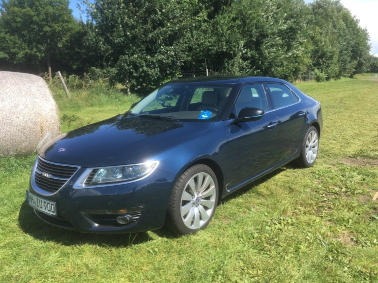 Saab 9-5 NG Diesel, the everyday car