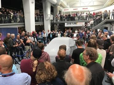 2 años después la presentación de la edición Turbo en el museo.