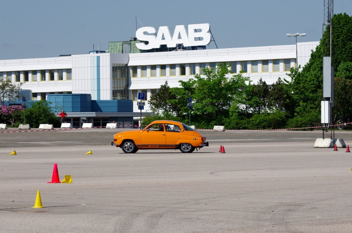 In less than 2 weeks begins the Saab Festival 2019