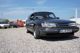 Agradable Saab 900 Turbo