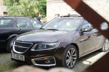 Den sista generationen av Saab är ...