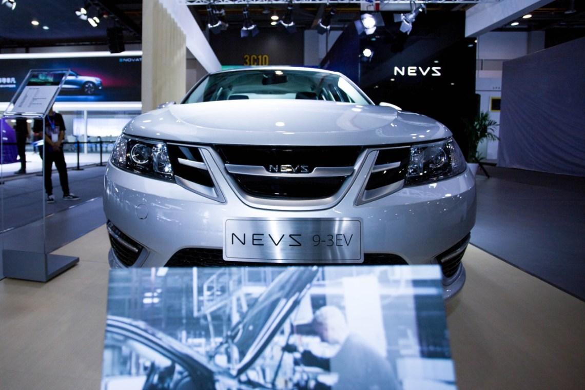 NEVS är beroende av hjulnavmotorer