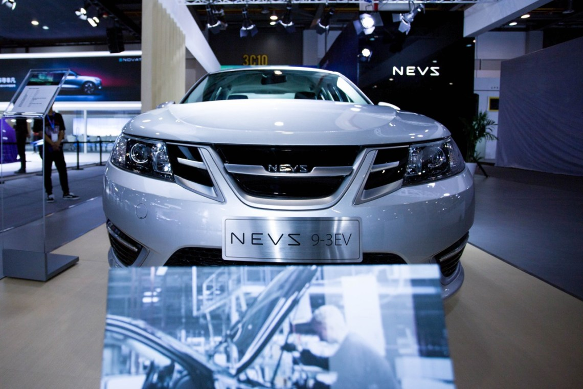 NEVS relies on wheel hub motors