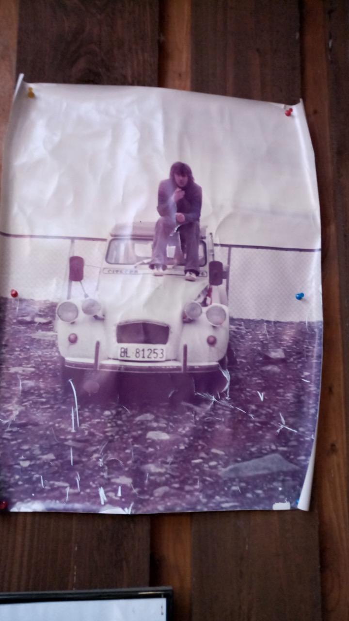 Нордкап 1975 с Ситроеном 2CV