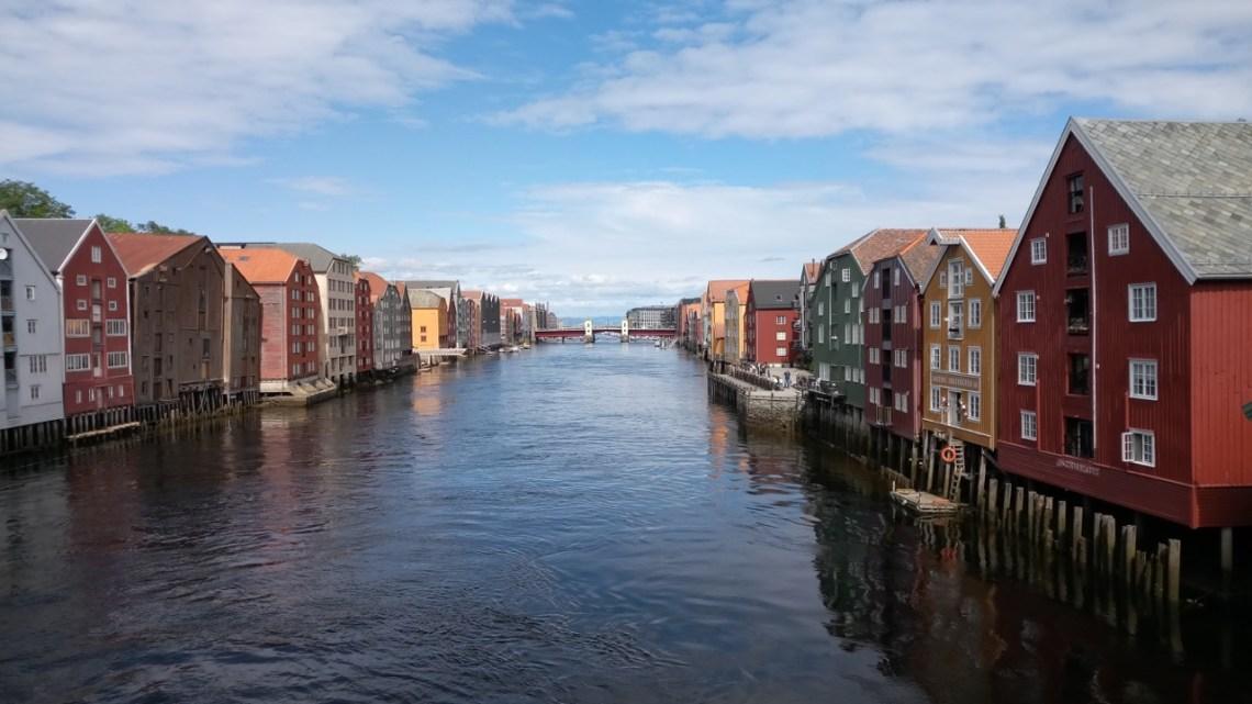 Trondheim: genial, hermoso, vale la pena ver