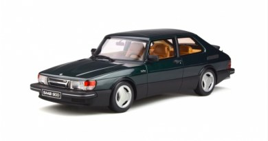 Новинка от Ottomobile, 900 Turbo от 1984. Картина: Османская