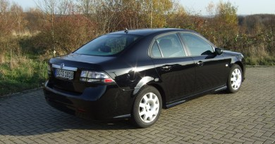 Sedan Saab 9-3 TTID facelift