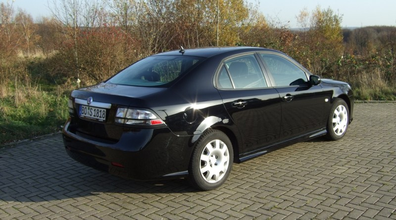 Saab 9-3 TTID, la berline lifting