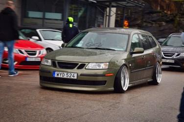 Saab 9-3 Lowrider