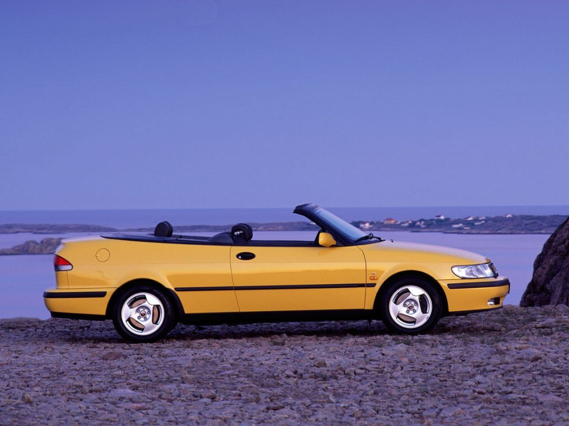 And for the sunny days, of course, a convertible