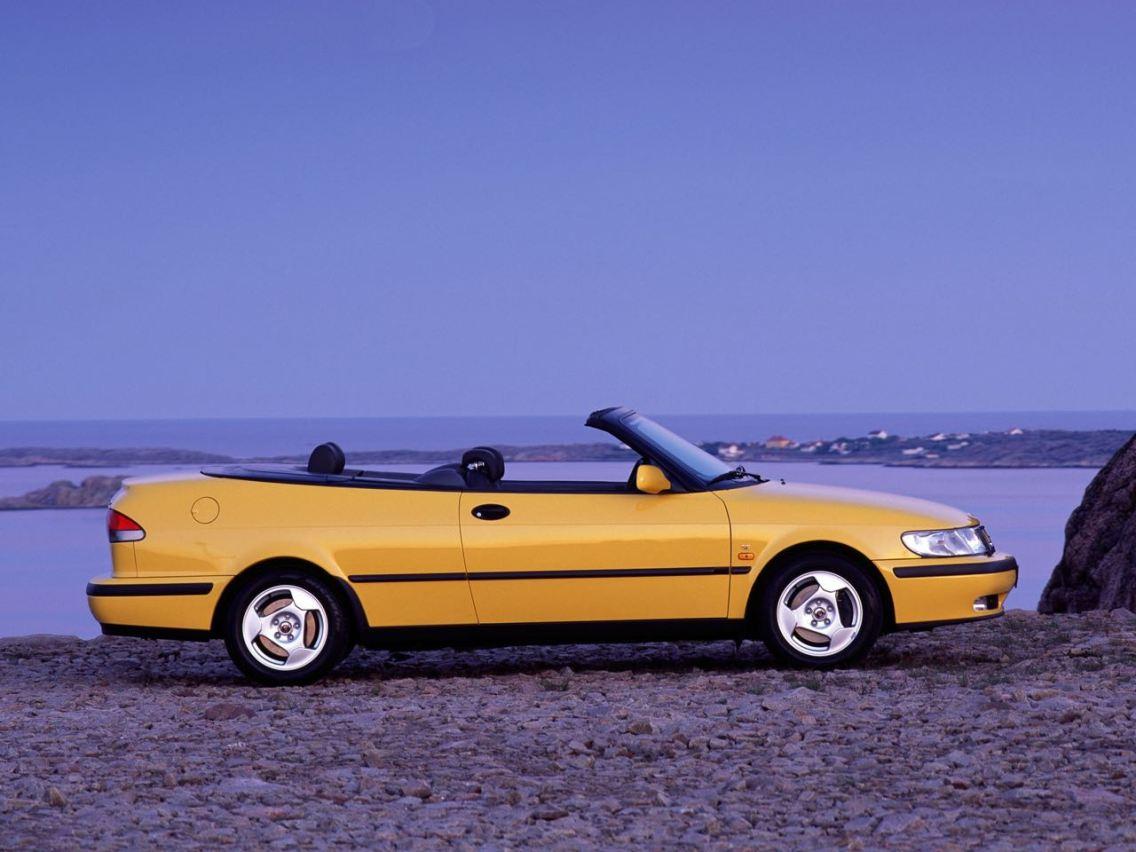 En voor de zonnige dagen, natuurlijk, een cabriolet