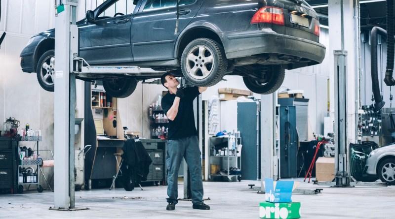 Halfjaarcijfers. Orio wil meer Saab riskeren.