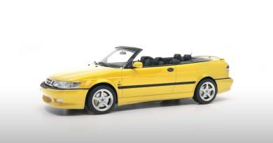 Serie especial amarilla Monte Carlo Saab Viggen