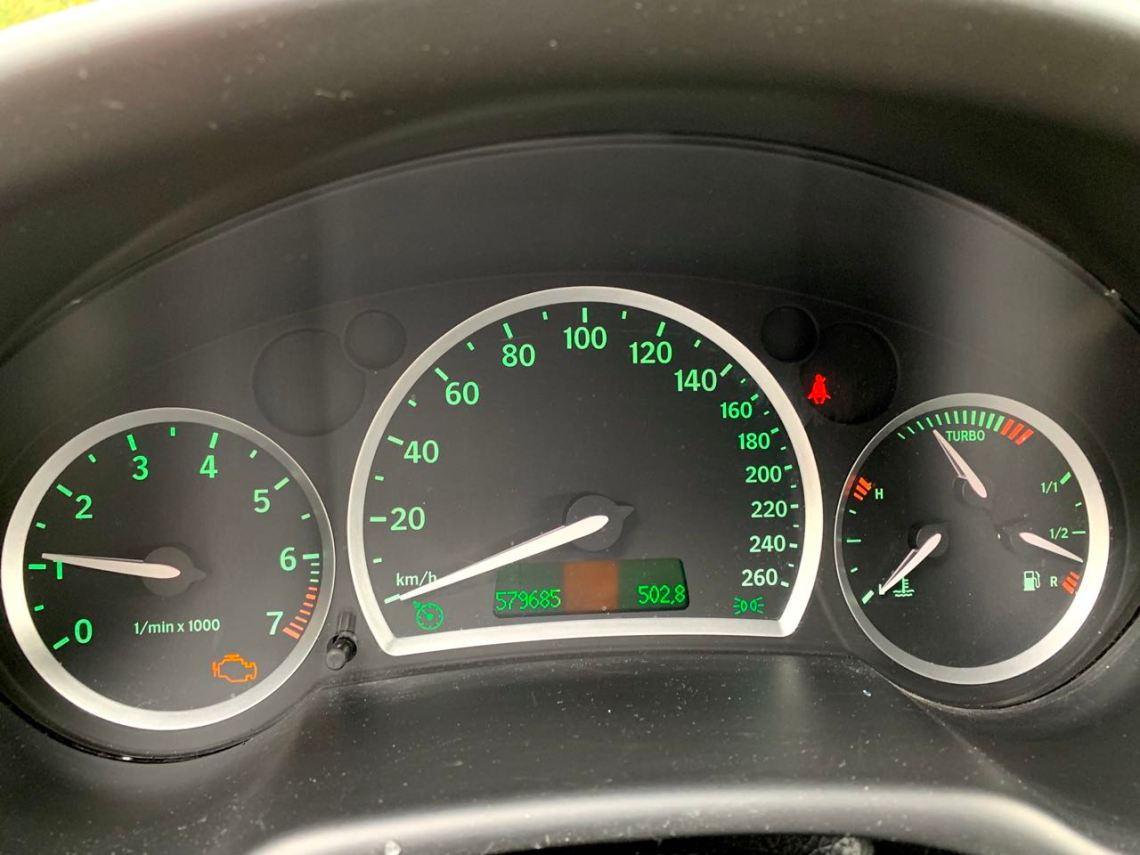 The proof: 579.685 kilometers