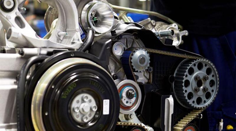 Производство Volvo Brennenner в Шёвде