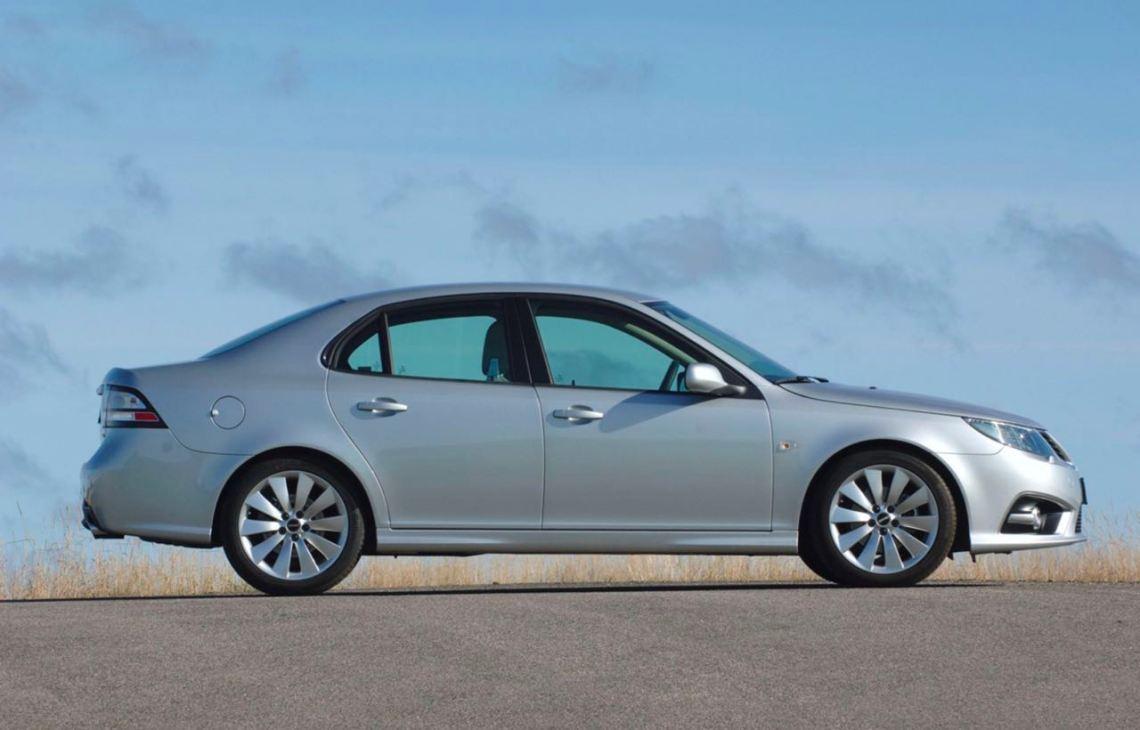 O último Saab produzido será leiloado