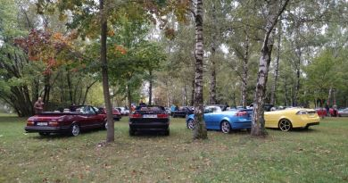 Herbstliche Saab Imperssionen