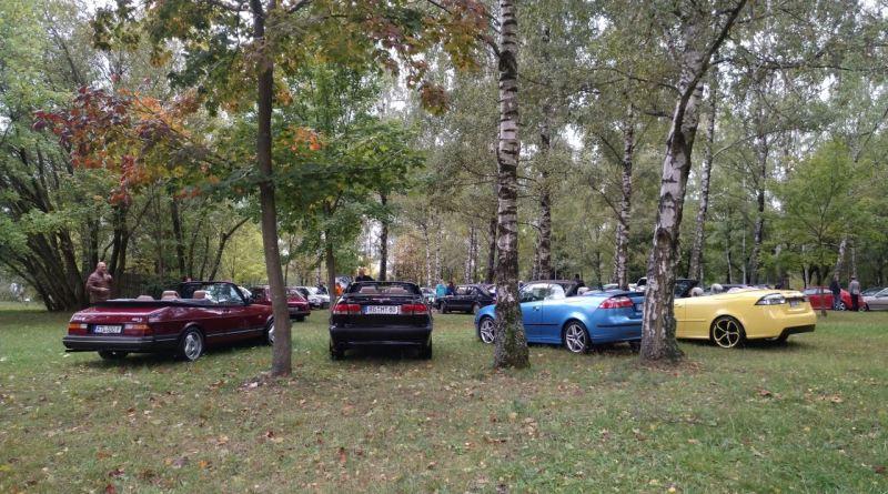 Herfst Saab Impressies