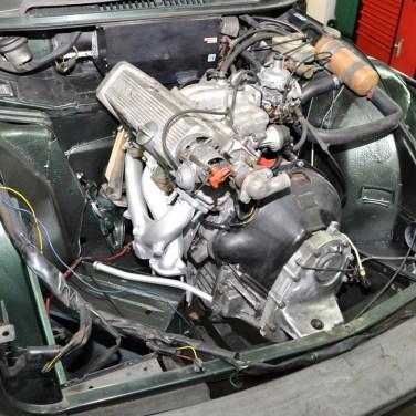 Восстановление: Saab классика перестраивается