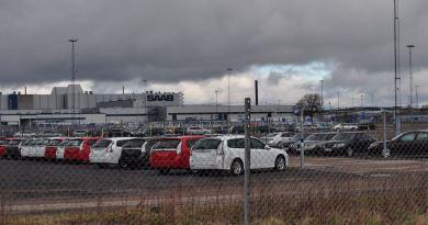 Saab Werk 2012