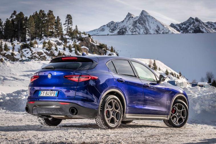 Alfa Romeo Stelvio Modelljahr 2020