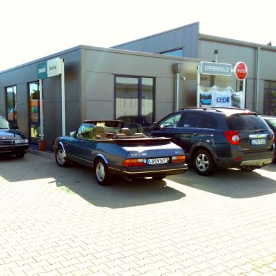 De 9000 bij Saab Greenfield