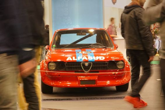 They caused many Alfasud to die of rust