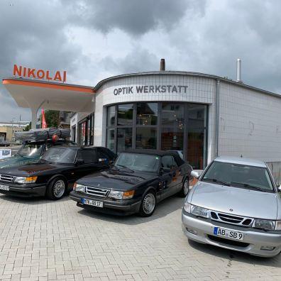 Everything Saab. Everything analog. Guaranteed.