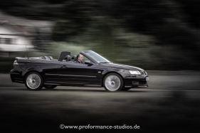 De baas. Gerard Ratzmann van Saab Frankfurt.