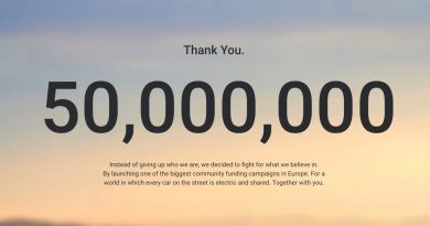 50 million crowdfunding campaign