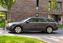 En av de senaste nya Saab-bilarna