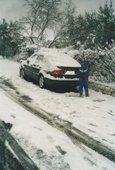 Memórias de Guz do inverno de 1999 e 9-3