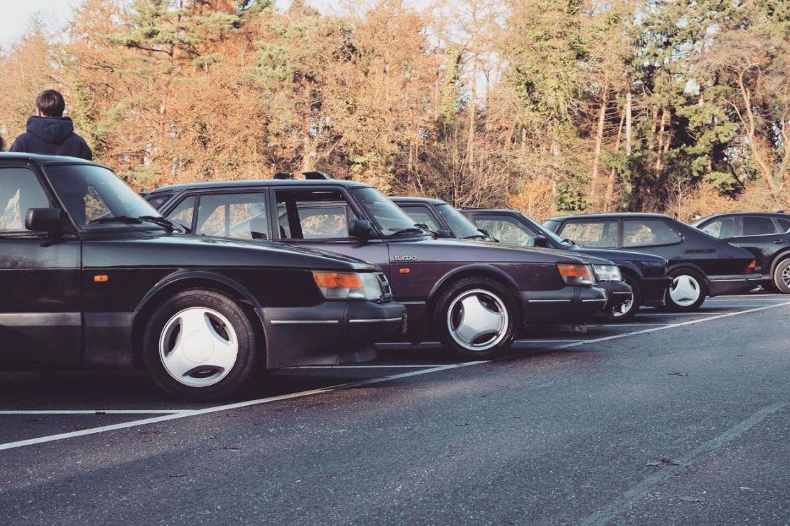 Saab 900 dominans