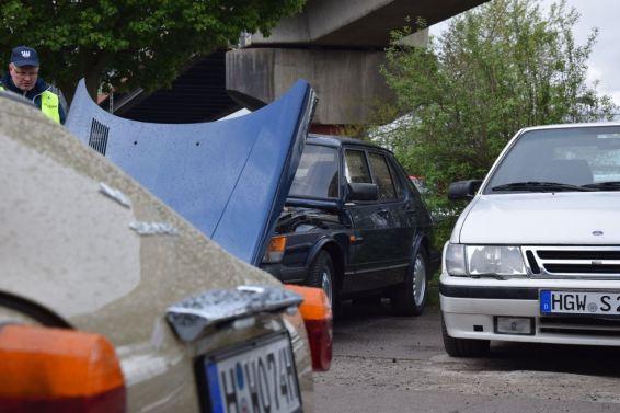 Von 2-Takter bis zum letzten Saab ist alles willkommen