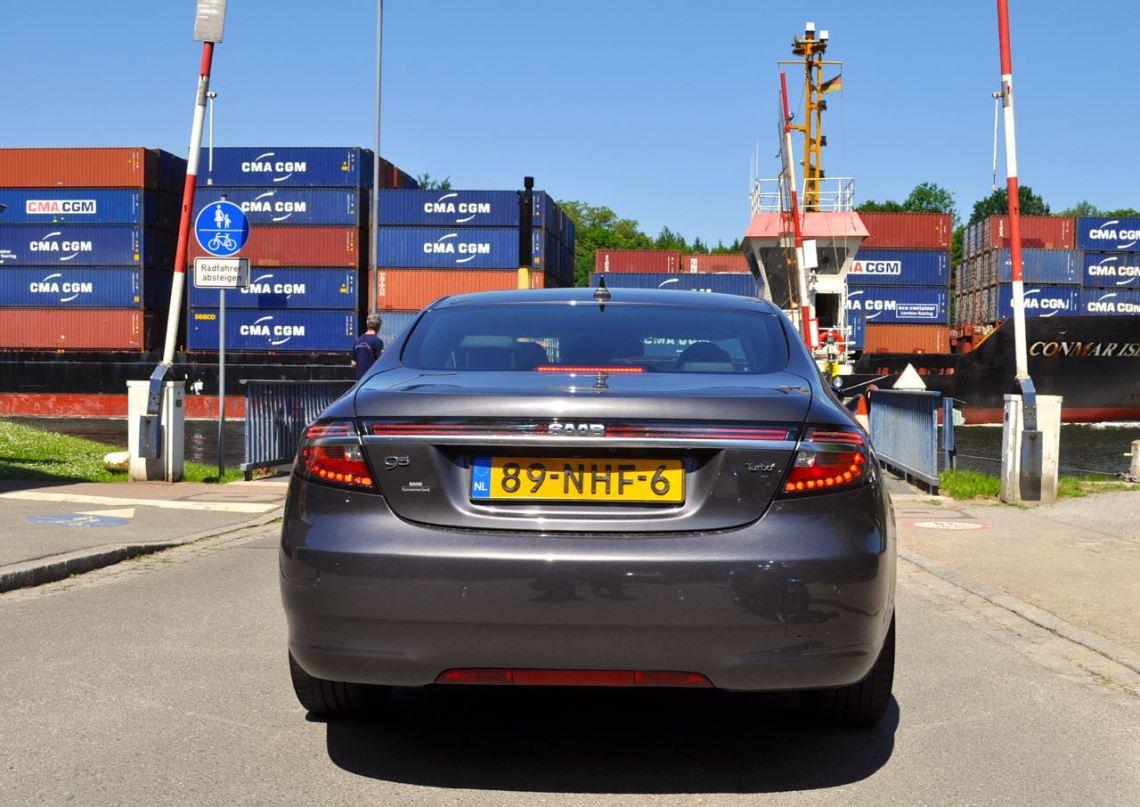 Os pilotos queriam 2020. A reunião da Saab acontece pela quarta vez em Kiel.