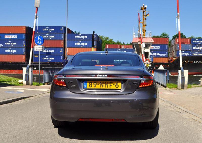 Los pilotos querían 2020. La reunión de Saab tiene lugar por cuarta vez en Kiel.